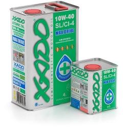 XADO Atomic Oil 10W-40 SL/CI-4
