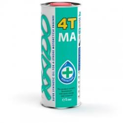 XADO Atomic Oil 10W-40 4T MA SuperSynthetic